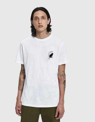 Soulland S/S Tony T-Shirt in White
