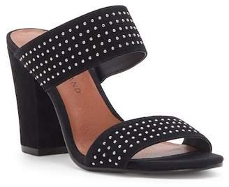 Lucky Brand Mkennah Strap Studded Heel