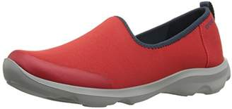 crocs Women's Busy Day Stretch Skimmer Flat $27.50 thestylecure.com