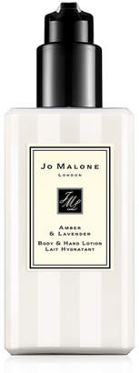 Jo Malone Amber & Lavender Body & Hand Lotion, 250 mL
