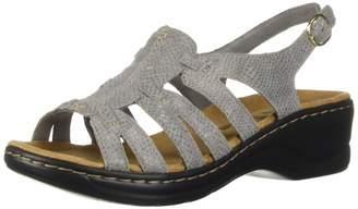 a427222e37e Clarks Fabric Upper Sandals For Women - ShopStyle Canada