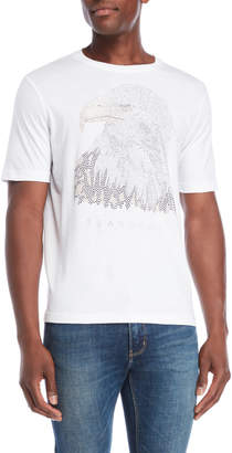 Sean John Studded Eagle Tee