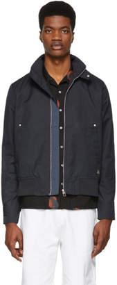 Paul Smith Navy Harrington Jacket