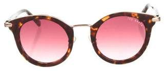 Ted Baker Tinted Round Sunglasses