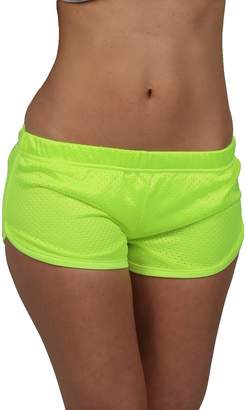 Ingear Beach Shorts Summer Sport Mesh Fashion Stretchy Casual Shorts