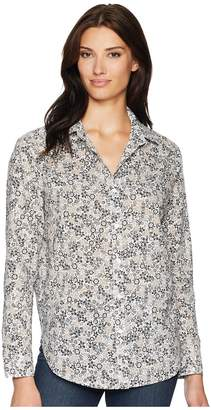 NYDJ Classic Lawn Shirt Women's Clothing