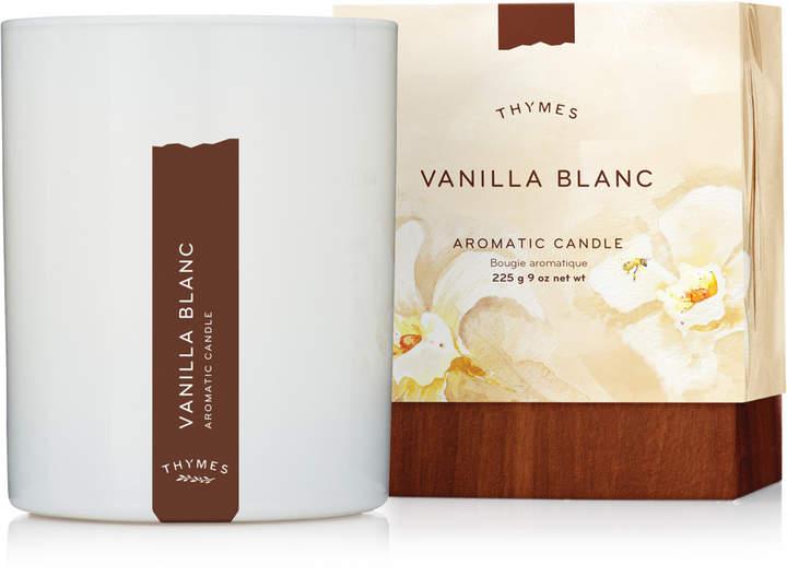 Vanilla Blanc Aromatic Candle