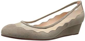 French Sole Women's Obsess Wedge Pump