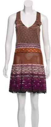 Missoni Woven Mini Dress