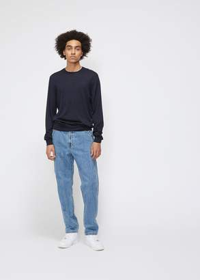 Jil Sander Crew Neck Long Sleeve Sweater