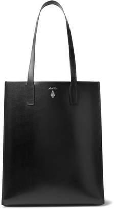 Mark Cross Fitzgerald Saffiano Leather Tote Bag