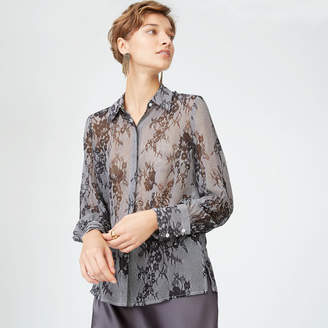 Club Monaco Margee Silk Shirt