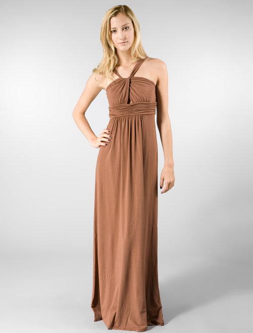 Ella Moss Cassidy Maxi Dress in Hershey