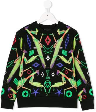 Marcelo Burlon County of Milan Kids Parr スウェットシャツ