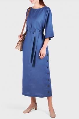 Mara Hoffman Akello Belted Loose Dress