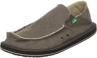 Sanuk Men's, Vagabond Slip on Shoe