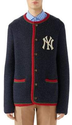 Gucci New York YankeesTM Cardigan