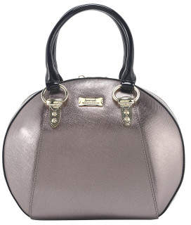 Serenade Serenade Prague Leather Bowling Bag