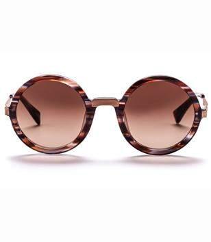 Am Eyewear Steph Bahamas Crystal Sunglasses