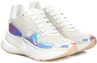Alexander McQueen Runner leather sneakers