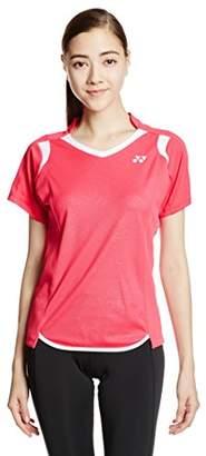 Yonex (ヨネックス) - (ヨネックス)YONEX WOMEN ウィメンズシャツ(スリムロングタイプ) 20268 122 ブライトピンク O