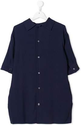 Marni high low tunic top