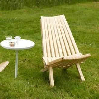 GloDea Xquare Eco Friendly Foldable Beach Chair GloDea