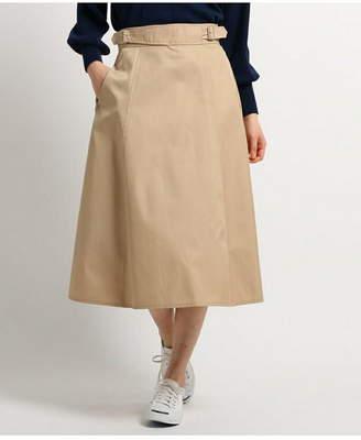 Dessin (デッサン) - Dessin(Ladies) サイドベルトミディ丈スカート デッサン スカート