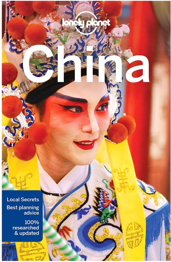 Lonely Planet China 15