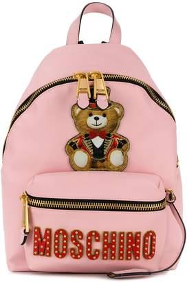 Moschino Teddy Circus backpack