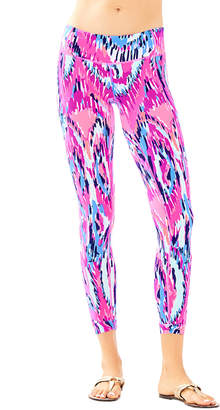 Lilly Pulitzer 26 Luxletic Caille Weekender Legging
