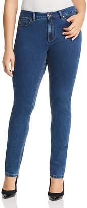Marina Rinaldi x Ashley Graham Idraste Slim-Leg Jeans
