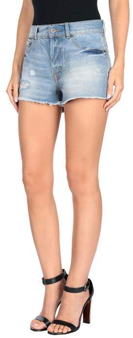 DOUBLE AGENT Denim trousers
