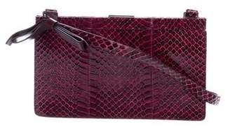 Miu Miu Snakeskin Crossbody Bag
