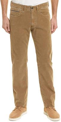 Ballin Crescent Camel Corduroy Modern Fit Pant