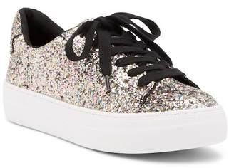 Steve Madden Gladis Glitter Platform Sneakers