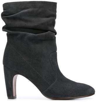 Chie Mihara round toe boots