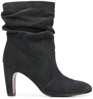 Chie Mihara (チエ ミハラ) - Chie Mihara round toe boots