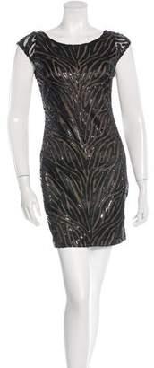 Bailey 44 Embellished Mini Dress