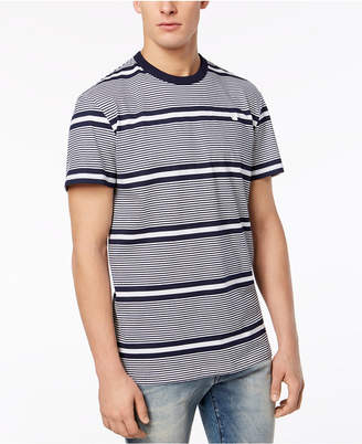 G Star Men's Striped T-Shirt