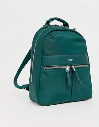 Knomo Mini Beauchamp Backpack in Pine Green