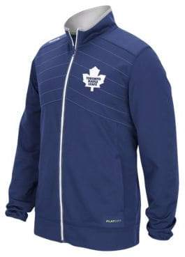 Reebok Toronto Maple Leafs Centre Ice Warm Up Jacket