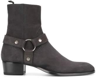 Saint Laurent Wyatt boots