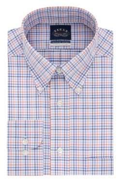 Eagle Check Cotton Dress Shirt