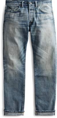 Ralph Lauren Low Straight Selvedge Jean