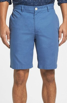 Men's Vineyard Vines 'Summer' 9 Inch Flat Front Twill Shorts $75 thestylecure.com