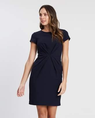 Dorothy Perkins SS Manipulated Waist Detail Dress