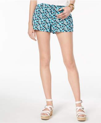 Michael Kors MICHAEL Floral-Print Mini Shorts