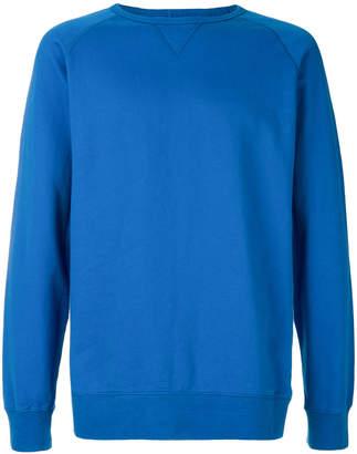 Wolsey elbow patch sweatshirt