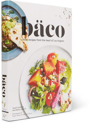 Abrams Bäco: Vivid Recipes From The Heart Of Los Angeles Hardcover Book